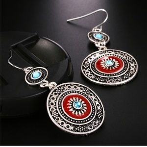 Jewelry - NEW | native medallion earrings